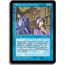 Bleue - Bibliotheque de lat-nam (R)