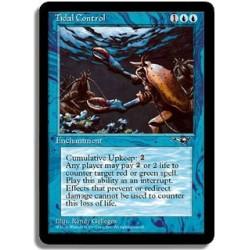 Bleue - Controle des marees (R)