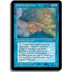 Bleue - Exploratrices benthics (C)