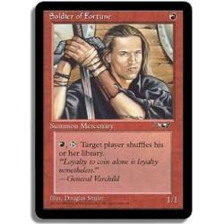 Rouge - Soldat de fortune (U)