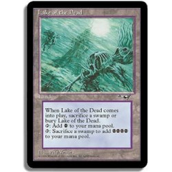 Terrain - Lac de la mort (R)