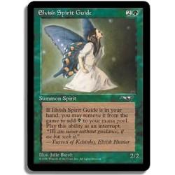 Verte - Guide spirituel elfe (U)