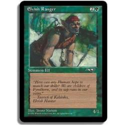 Verte - Ranger elfe (C)