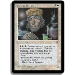 Blanche - Alchimiste sanctif (C2)