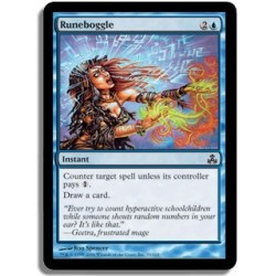 Bleue - Rune époustouflante (C)