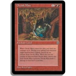 Rouge - Mine orque (U3)