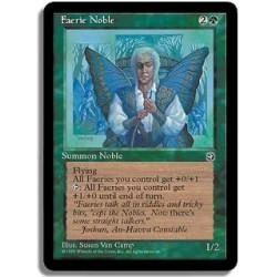 Verte - Fee noble (U1)