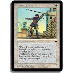 Blanche - Icatian javelineers (C)