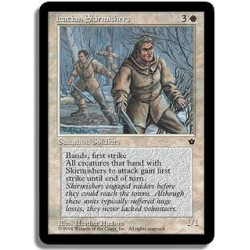 Blanche - Icatian skirmishers (R)