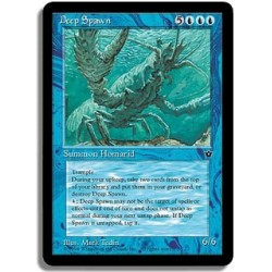 Bleue - Deep spawn (U3)