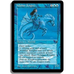 Bleue - Vodalian knights (U1)