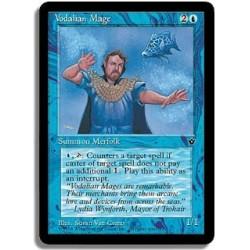 Bleue - Vodalian mage (C)