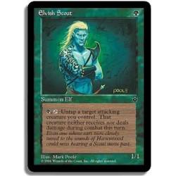 Verte - Elvish scout (C)
