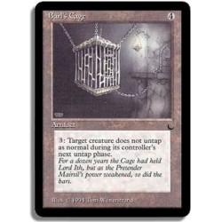 Artefact - Barl's cage (U1)