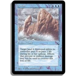 Bleue - Erosion (C)