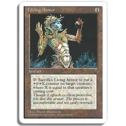 Artefact - Living armor (U)