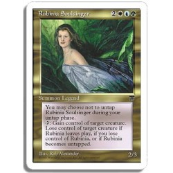 Or - Rubinia soulsinger (R)