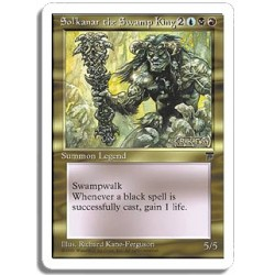 Or - Sol'kanar the swamp king (R)
