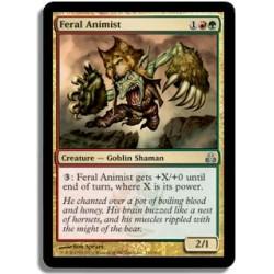 Or - Animiste sauvage (U)