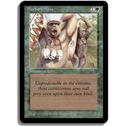 Verte - Barbary apes (C)