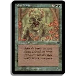 Verte - Moss monster (C)