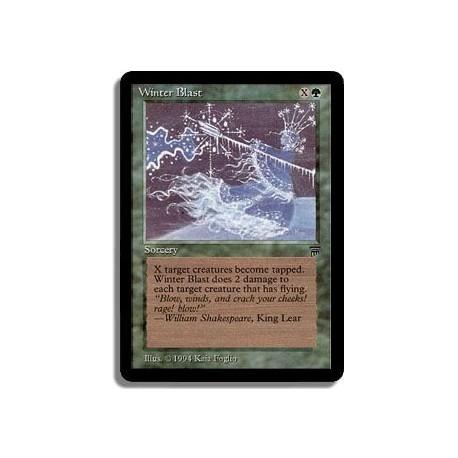 Verte - Winter blast (R)