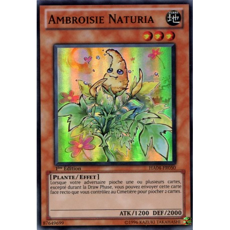 Ambroisie Naturia (SR) [HA04]