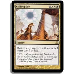 Or - Soleil du sacrifice (R)