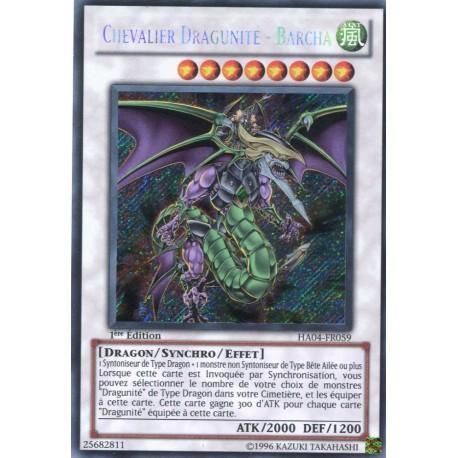 Chevalier Dragunité - Barchia (STR) [HA04]