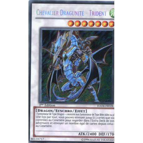 Chevalier Dragunité - Trident (STR) [HA04]