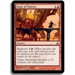 Rouge - Assiégé par les tours (R)