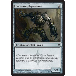 Artefact - Carcasse Phyrexiane (C) [NEWP]