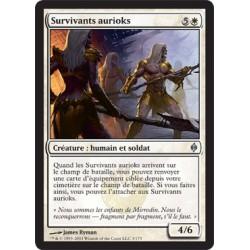 Blanche - Survivants Aurioks (U) [NEWP]