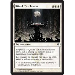 Blanche - Rituel d'Exclusion (U) [NEWP]