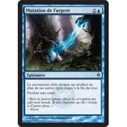 Bleue - Mutation de l'Argent (U) [NEWP]