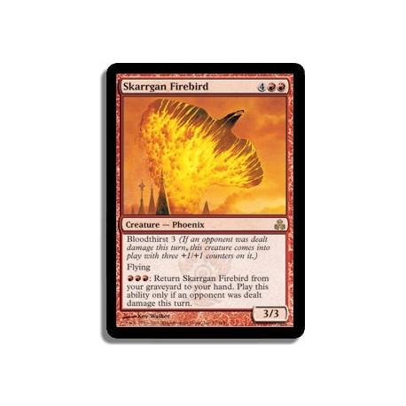Rouge - Oiseau de feu skarrgan (R)