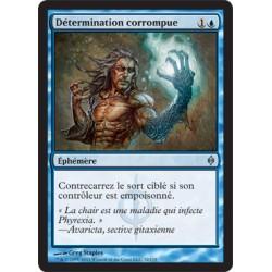 Bleue - Détermination Corrompue (U) [NEWP]