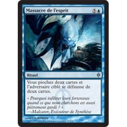 Bleue - Massacre de l'Esprit (U) [NEWP]