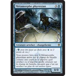 Bleue - Métamorphe phyrexian (R) [NEWP]