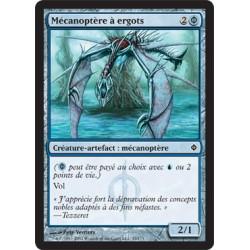 Bleue - Mécanoptère à Ergots (C) [NEWP]