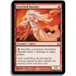 Rouge - Rusalka brûlée (U)