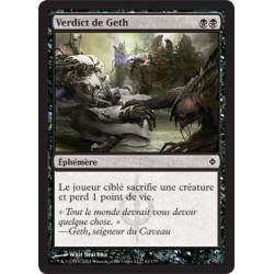 Noire - Verdict de Geth (C) [NEWP]
