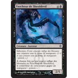 Noire - Faucheur de Sheoldred (U) [NEWP]