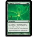 Verte - Ligne ley de force vitale (R)