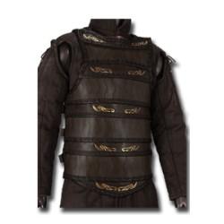 Armure CELTIQUE Lamellaire Noir (L/XL)