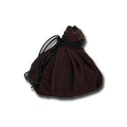 Sac ROND Marron