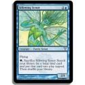 Bleue - Eclaireuse à ailes de soie (C)