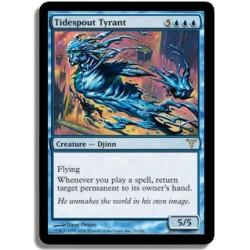 Bleue - Ecumèbe tyran (R)