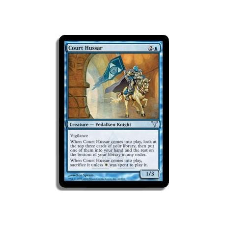 Bleue - Hussard de la cour (U)