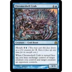 Bleue - Crabe à carapace de chrome (R) [CMDER]